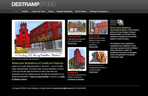Destramp Studio